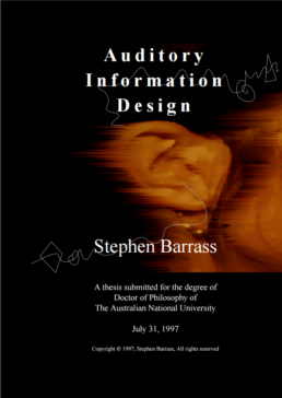 Auditory Information Design