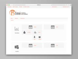 Btime Client Portal
