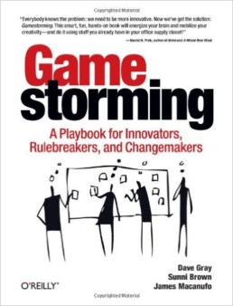 Gamestorming a playbook for Innovators rulebreakers and changemakers