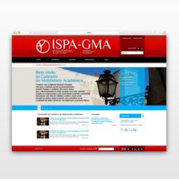 Homepage ISPA - Study 02