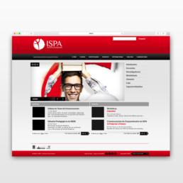 Homepage ISPA - Study