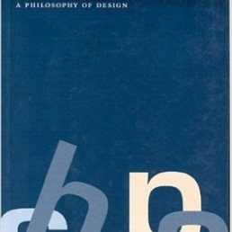 The Shape of Things a Philosophy of Design